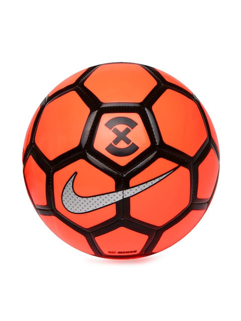 Nike Orange & Black Menor Football