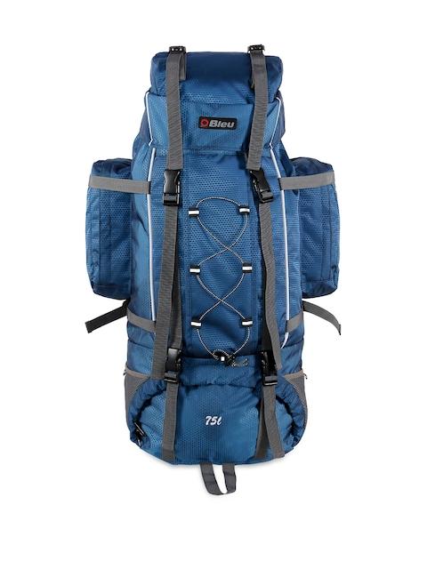 Bleu Navy Rucksack