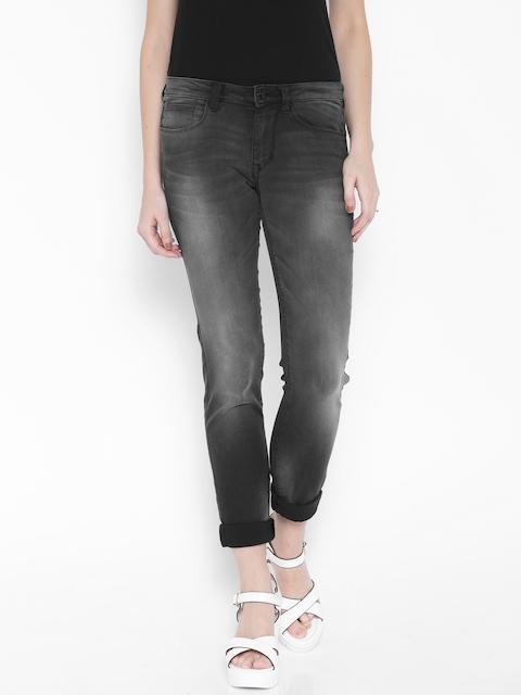 Lee Black Jenny Skinny Stretchable Jeans
