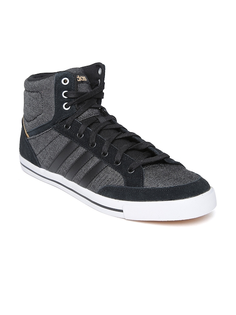 Adidas NEO Men Black Cacity Casual Shoes
