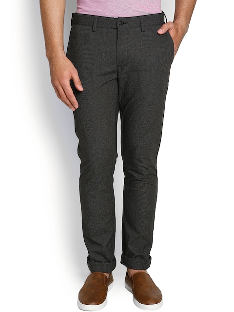 Blackberrys Black Skinny Casual Trousers