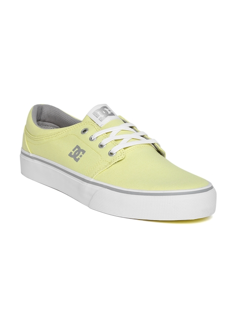 DC Women Lime Green Trase Sneakers