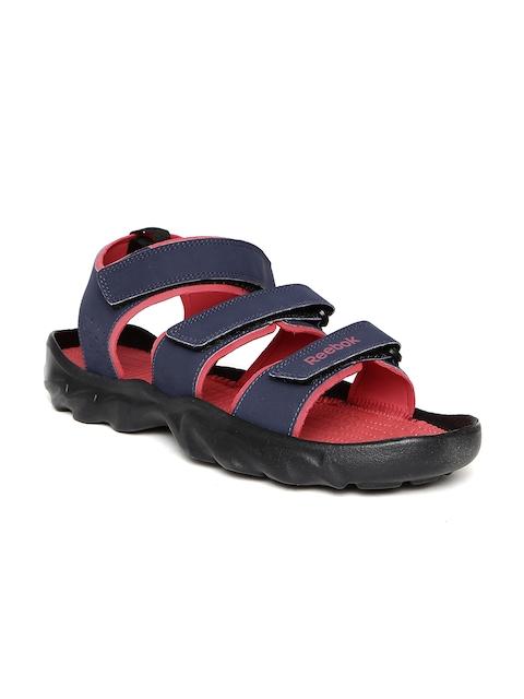 Reebok Men Navy Ultra Chrome Sports Sandals