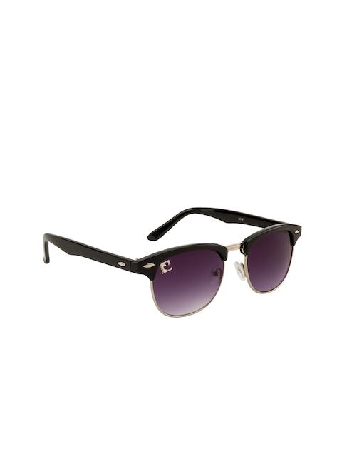 Clark N Palmer Unisex Browline Gradient Sunglasses CNP-BT-206