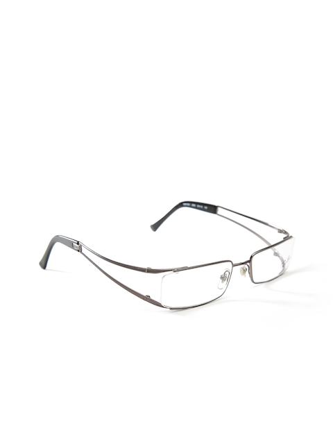 Ray-Ban Men Gunmetal-Toned Rectangular Frames 0RX6108I250253