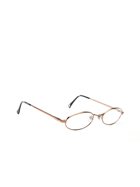 Ray-Ban Men Bronze-Toned Oval Frames 0RX6172I253148