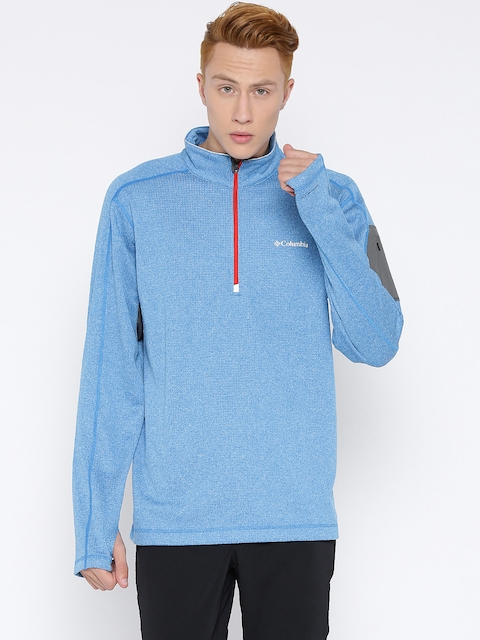 Columbia Blue Trail Dash Half Zip Outdoor Jacket
