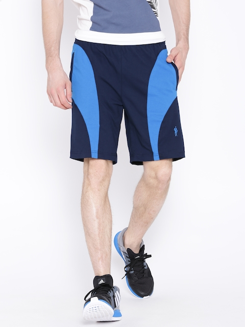 Jockey Navy Sports Shorts