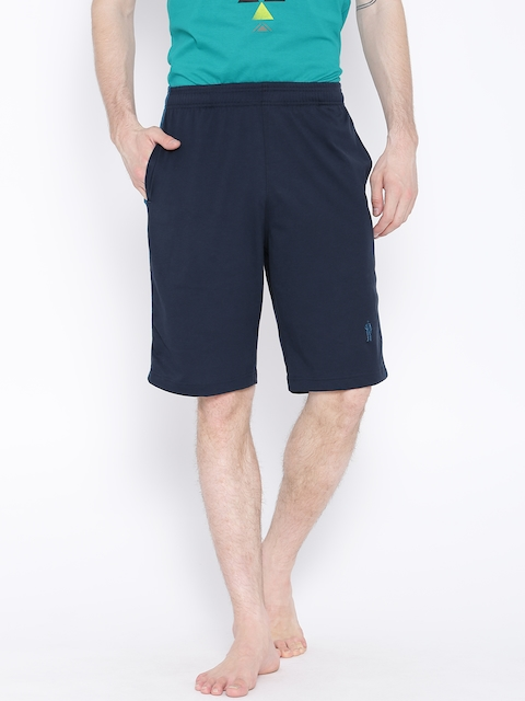 Jockey Navy Lounge Shorts 9426-0103