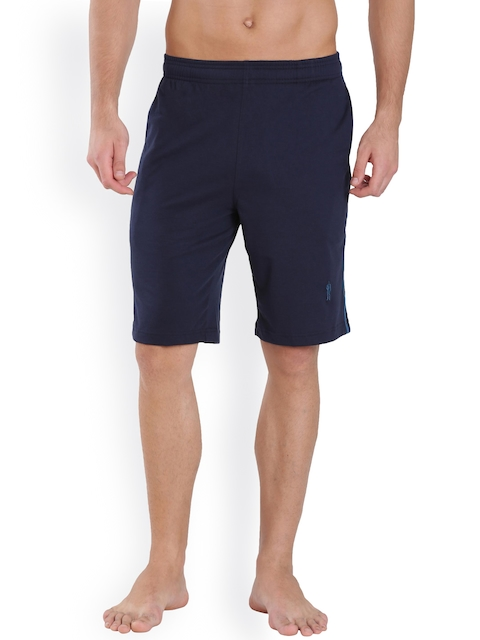Jockey 24 x 7 Navy Lounge Shorts 9426