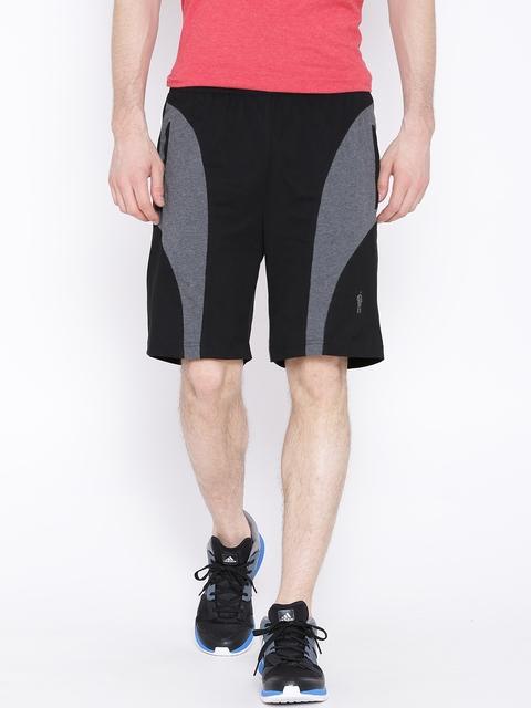 Jockey Black Shorts