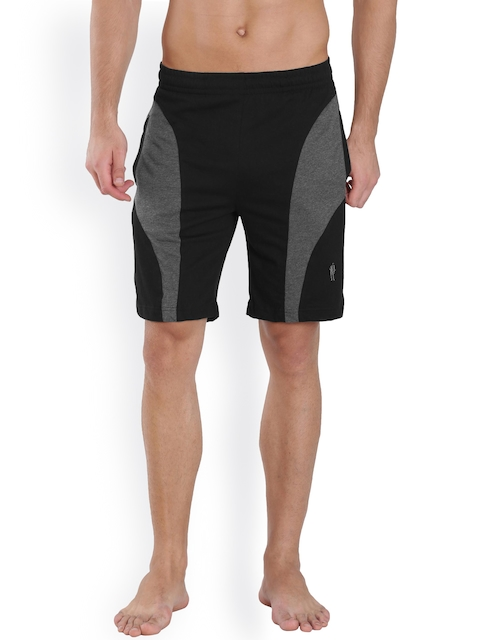 Jockey SPORT Black Shorts  9411