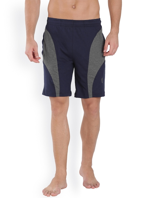 Jockey SPORT Navy Shorts 9411