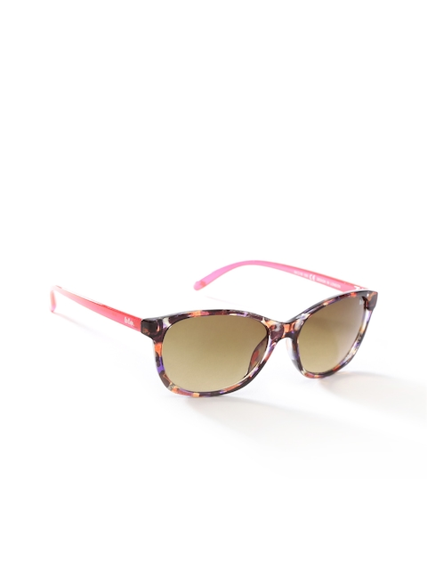 Lee Cooper Women Printed Rectangular Sunglasses LC9094SXA C2