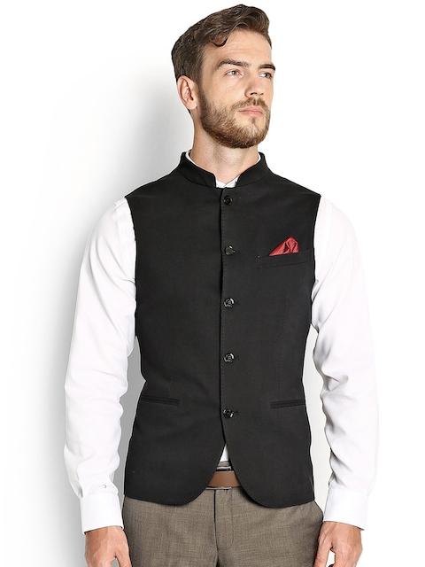 Blackberrys Black Nehru Jacket