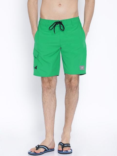 Speedo Green Swim Shorts 806907A815