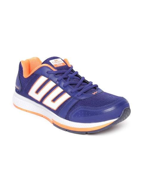 Campus Men Blue Aston Sports Shoes