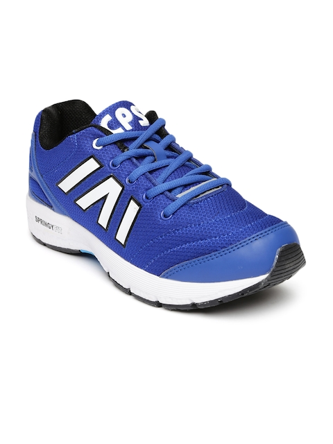Campus Men Blue Cubic Running Shoes