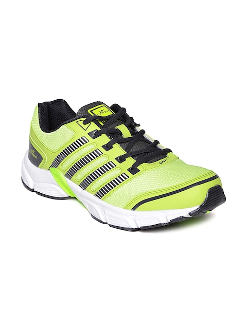 Campus Men Lime Green Ultimate Sports Shoes