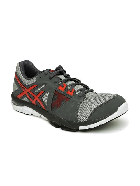 ASICS Men Grey Gel-Craze TR 3 Training Shoes