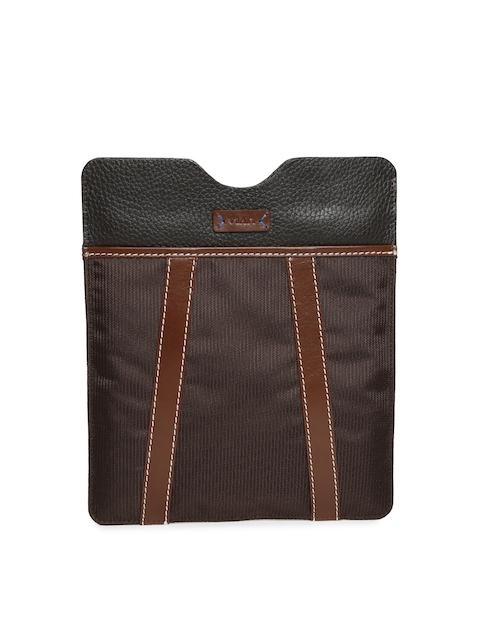 VIARI Unisex Brown iPad Sleeve