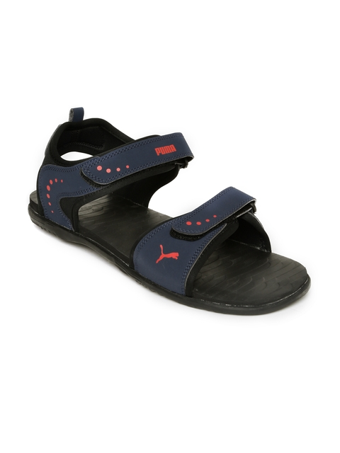 Puma Men Navy Stablel DP Sports Sandals