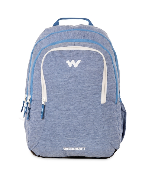 Wildcraft Unisex Blue Backpack