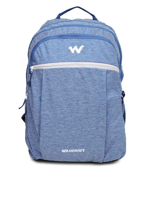 Wildcraft Unisex Blue Melange 5 Backpack