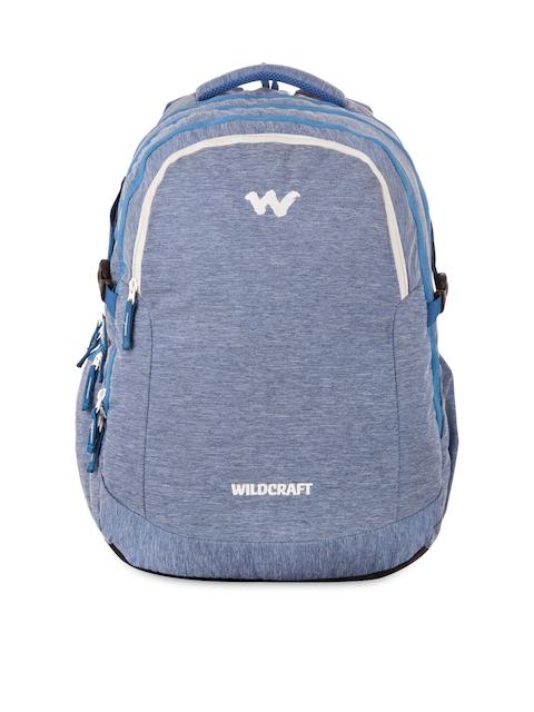 Wildcraft Unisex Blue Laptop Backpack