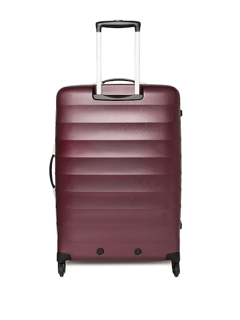 AMERICAN TOURISTER Unisex Magenta Small Trolley Bag