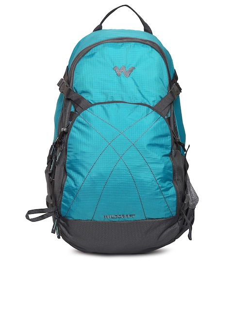 Wildcraft Women Blue Spiti 35 Rucksack