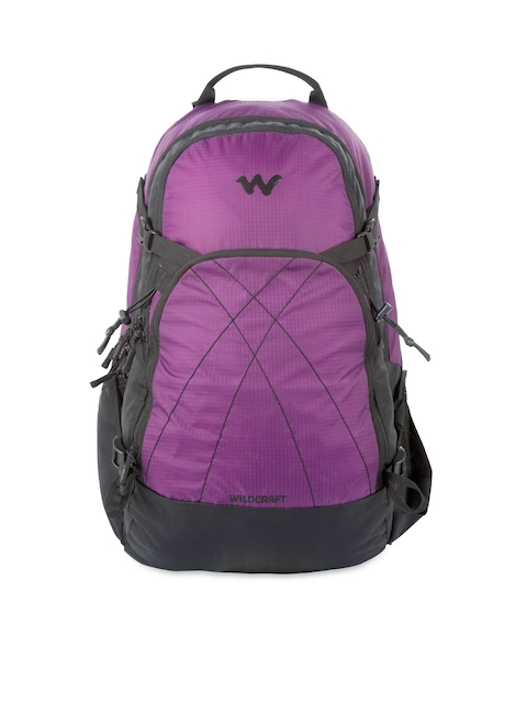 Wildcraft Women Purple Rucksack