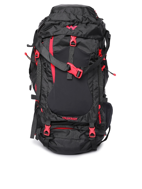 Wildcraft Women Black Manaslu 50 Rucksack