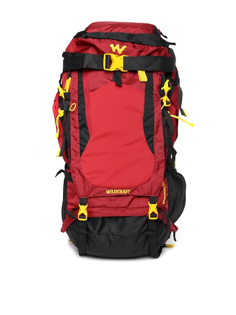 Wildcraft Women Red Manaslu 50 Rucksack