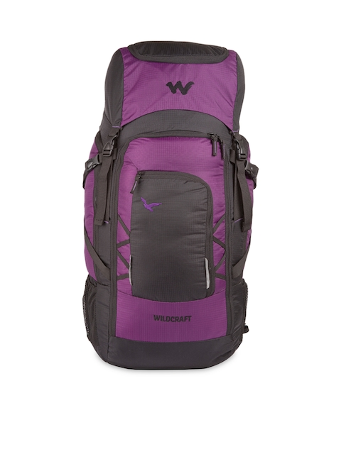 Wildcraft Unisex Purple Rucksack