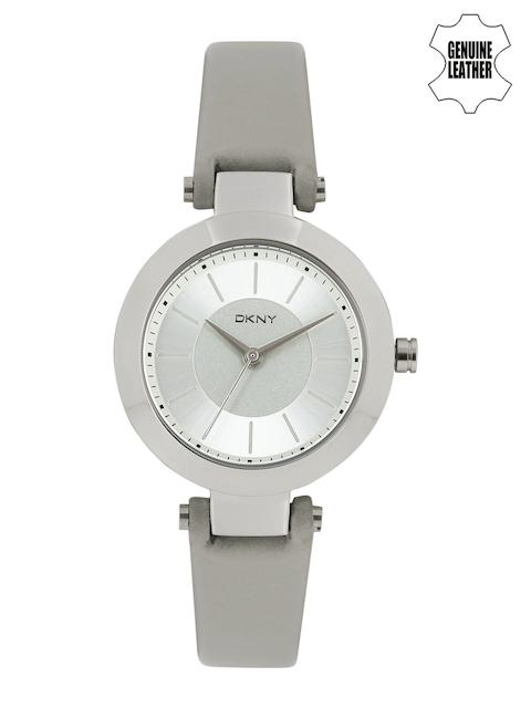 DKNY Women Silver-Toned Dial Watch NY2460I
