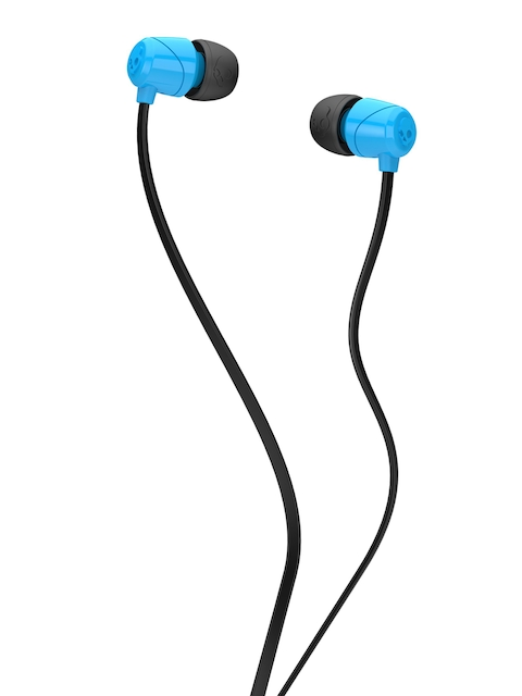 Skullcandy Blue & Black Jib Earbuds