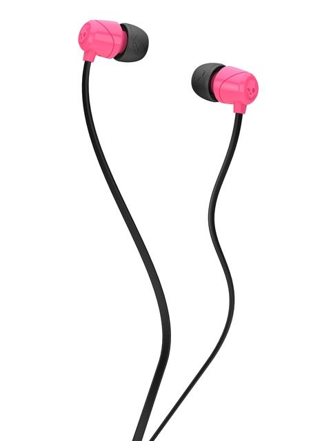 Skullcandy Black & Pink Earbuds