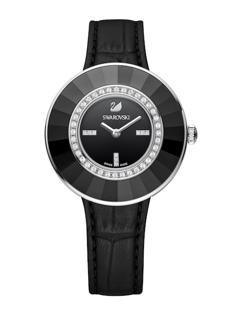 SWAROVSKI Women Octea Dressy Black Watch