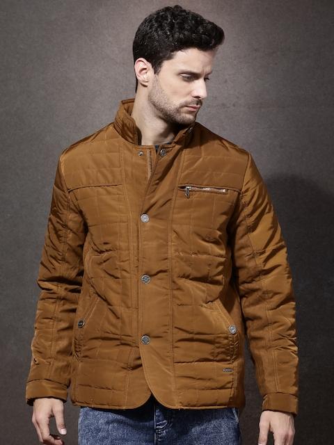 RDSTR Brown Padded Jacket