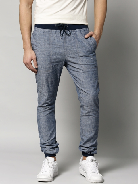 French Connection Navy Joggers