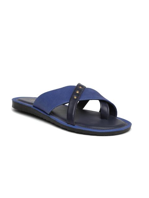 Bata Men Blue Spice Sandals