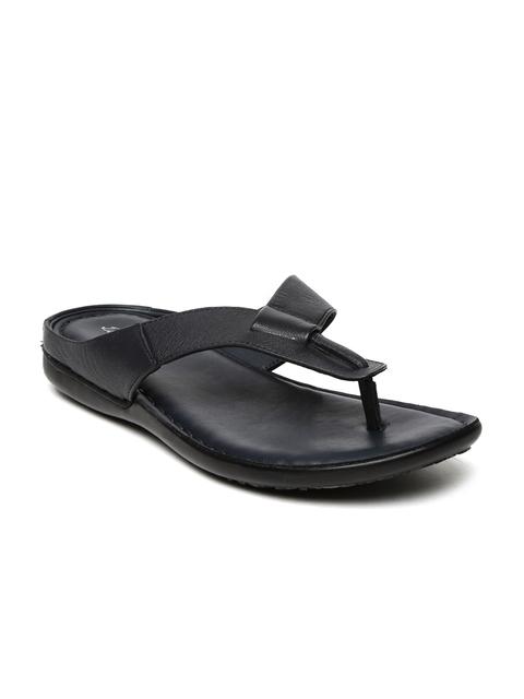 Bata Men Navy Supremo Sandals