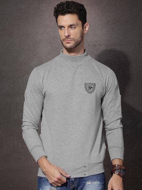 Roadster Grey Melange Sweatshirt