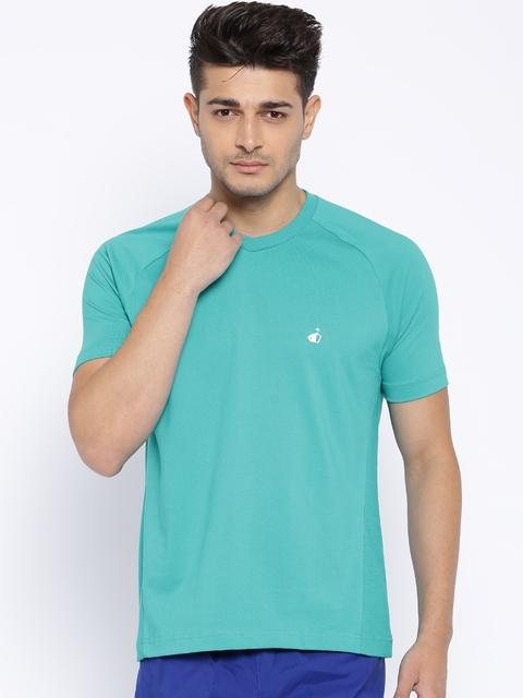 Jockey Sport Performance  Teal Blue T-shirt SP25
