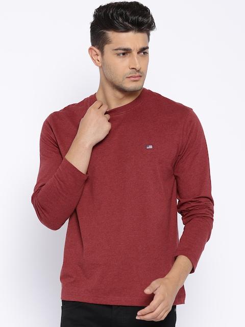 Jockey Red Melange T-shirt