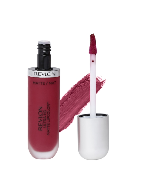 Revlon Ultra HD Matte Lipstick, Passion