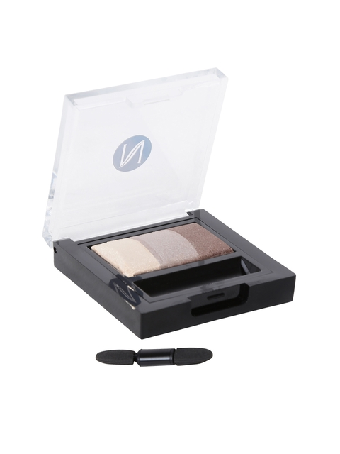 Natio Mineral Cocoa Eyeshadow Trio Palette