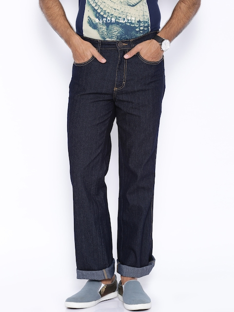 Wrangler Dark Blue Texas Comfort Fit Jeans