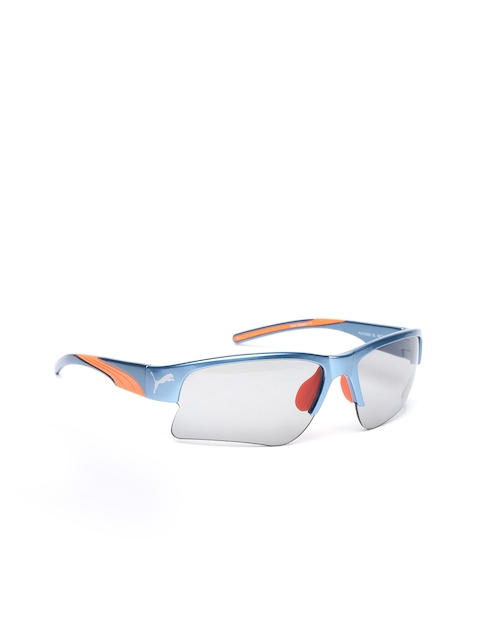 PUMA Men Polarised Sunglasses 91084301  available at myntra for Rs.6499